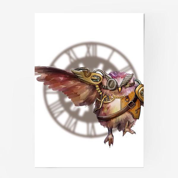 Постер «Бег времени»