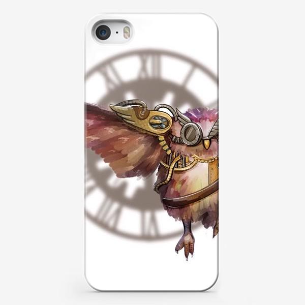 Чехол iPhone «Бег времени»