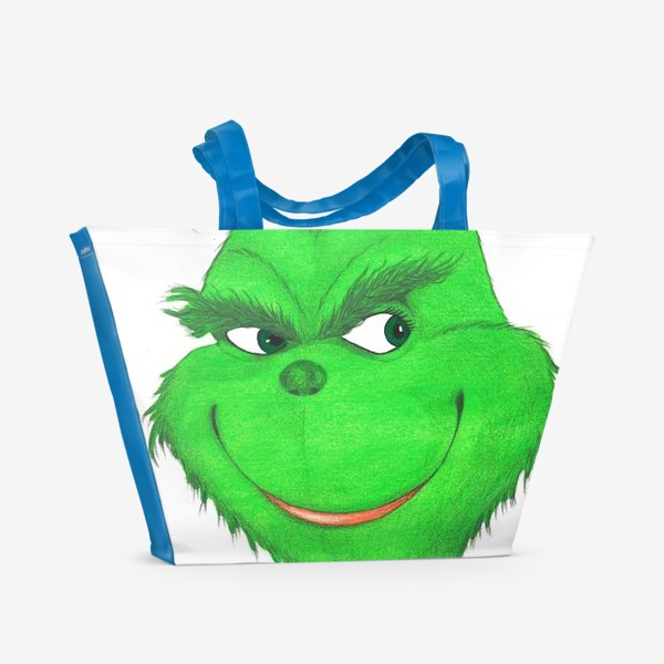 Пляжная сумка «Похититель Рождества»