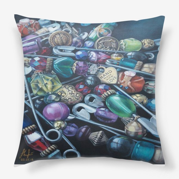 Подушка «Булавки»