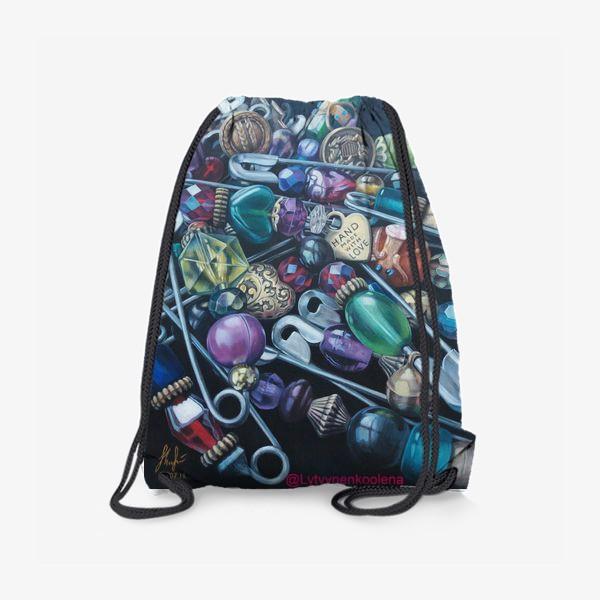 Рюкзак «Булавки»