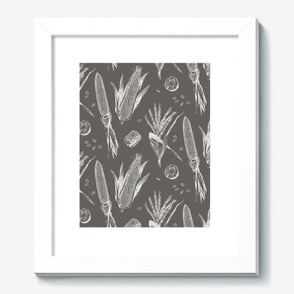 Картина «Урожай кукурузы»
