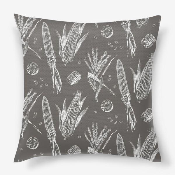 Подушка «Урожай кукурузы»