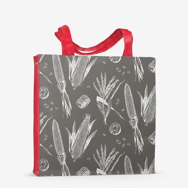 Сумка-шоппер «Урожай кукурузы»