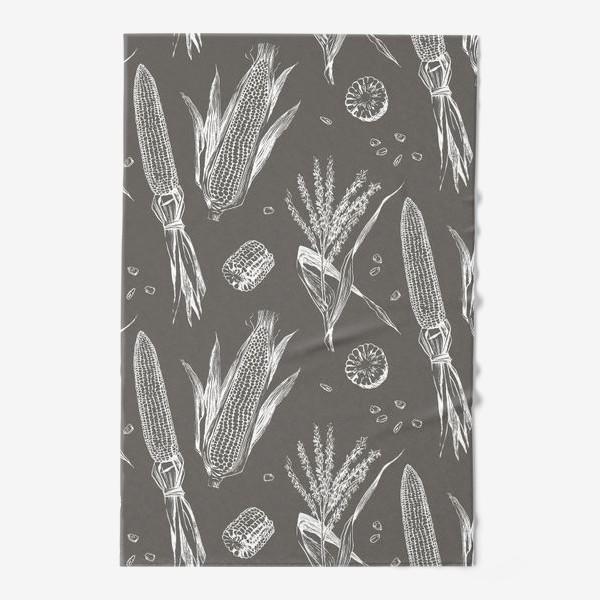 Полотенце «Урожай кукурузы»