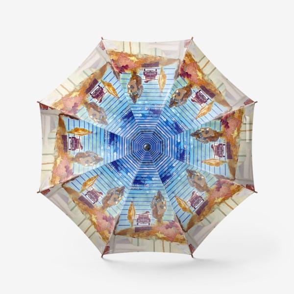 Зонт «дорога»