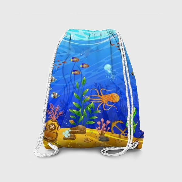 Рюкзак «Подводный мир»