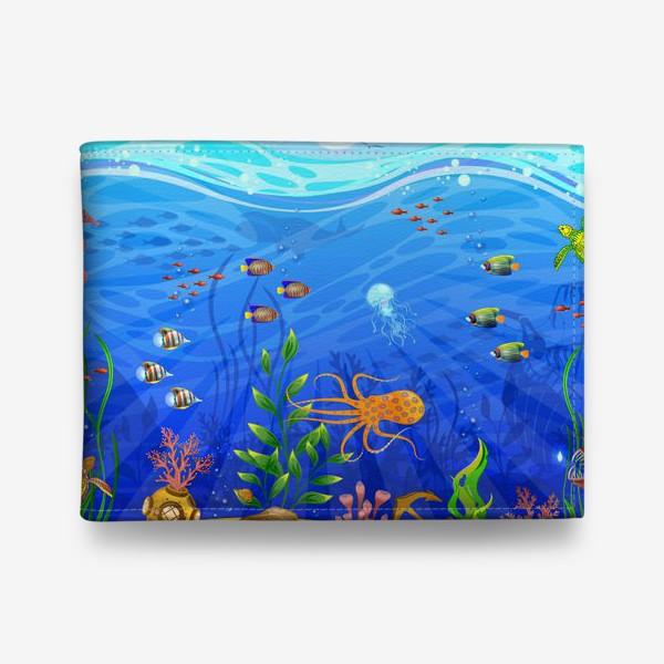 Кошелек «Подводный мир»