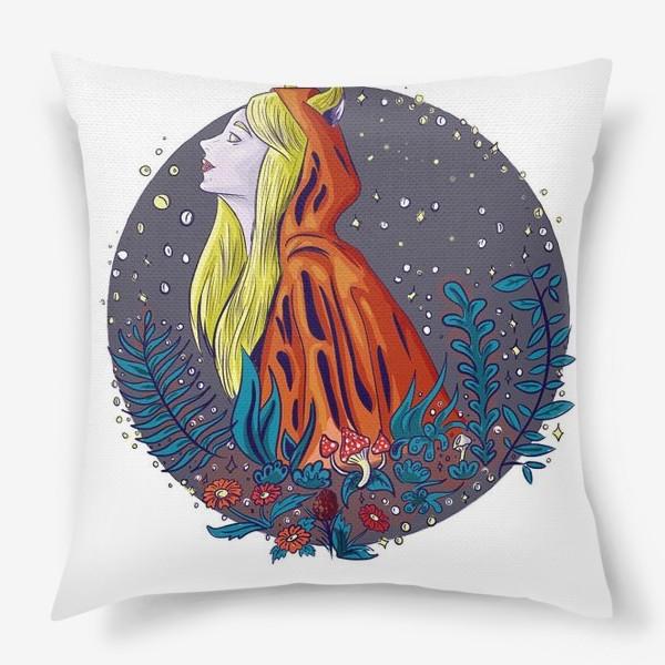 Подушка «Лесной дух»