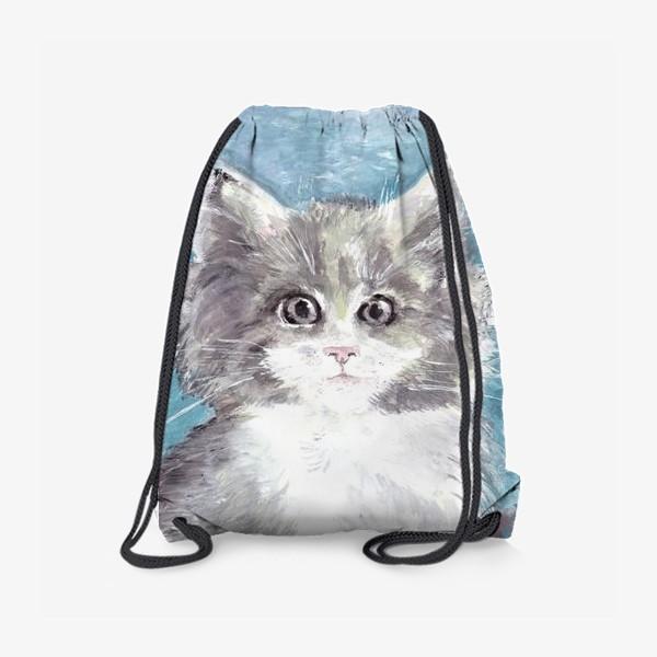 Рюкзак «Взгляд кошки...»