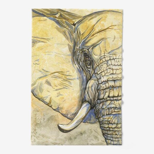 Полотенце «Слон»
