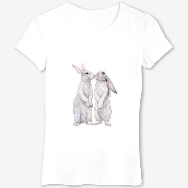Футболка «bunny»