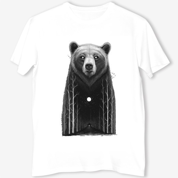 Футболка «Ночной Медведь»