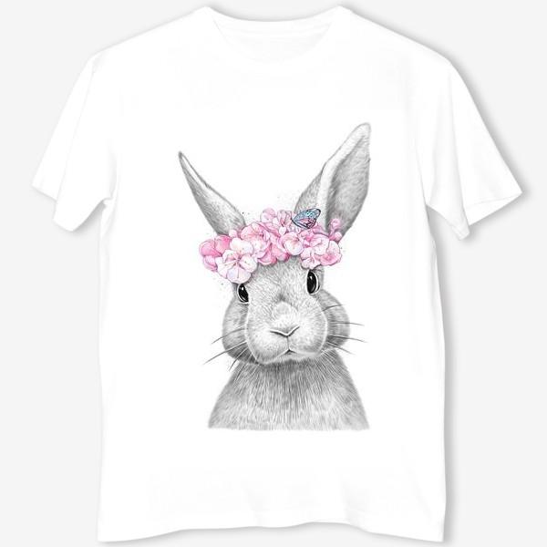 Футболка «Весенний Кролик»