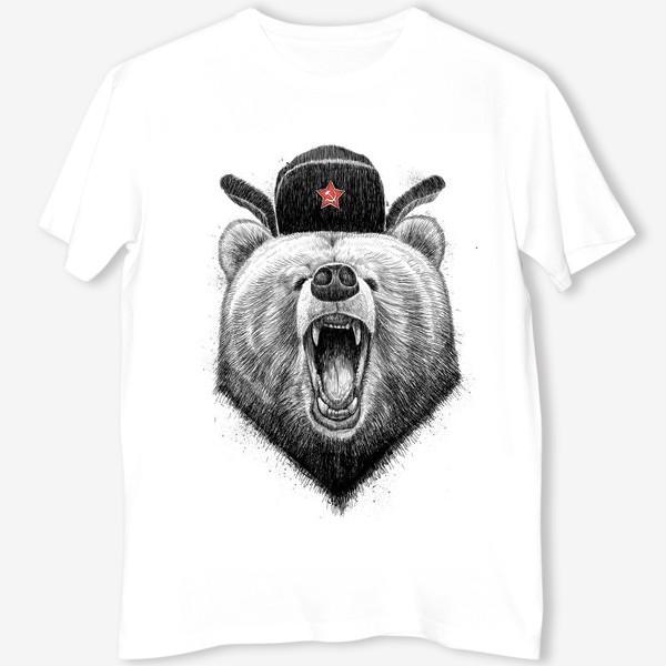 Футболка «Сердитый Медведь»