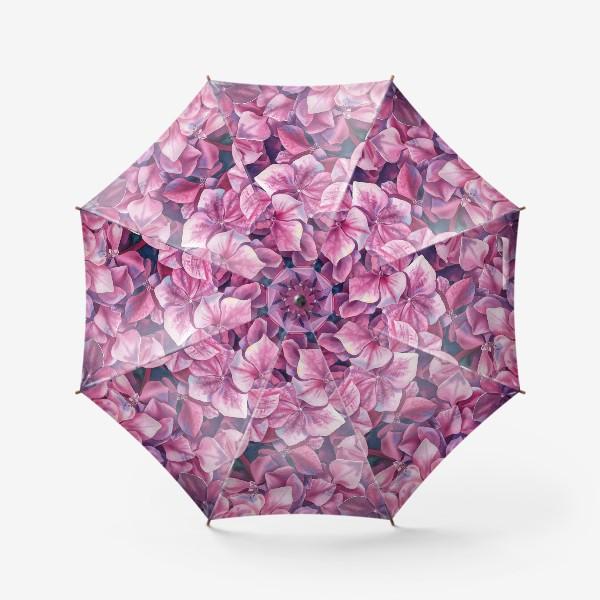 Зонт «Spring hydrangea»