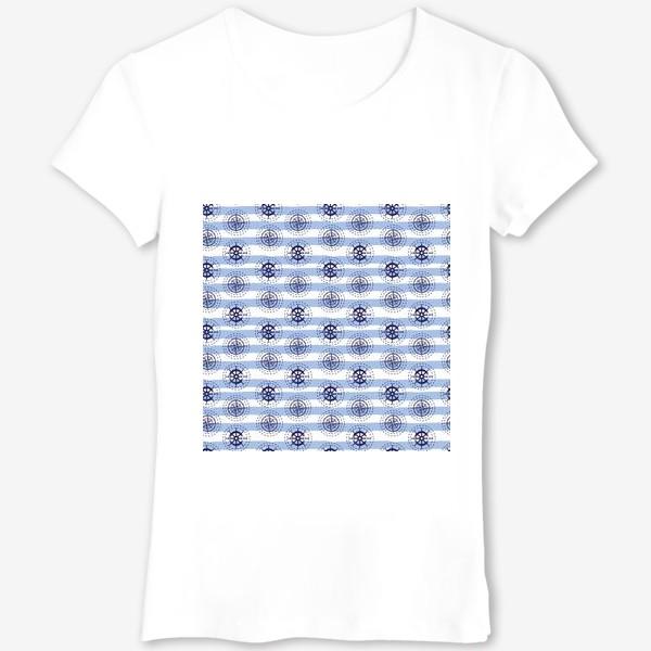 Футболка «Sea pattern»