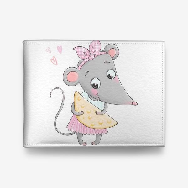 Кошелек «Милая мышка»