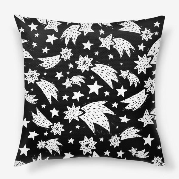 Подушка «Ночные падающие звезды»