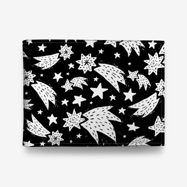 Кошелек «Ночные падающие звезды»