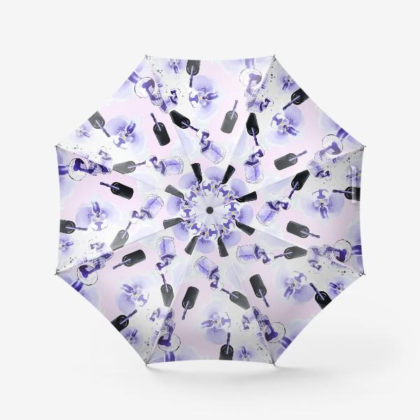 Зонт «Fashion Nails Орхидея Лак »