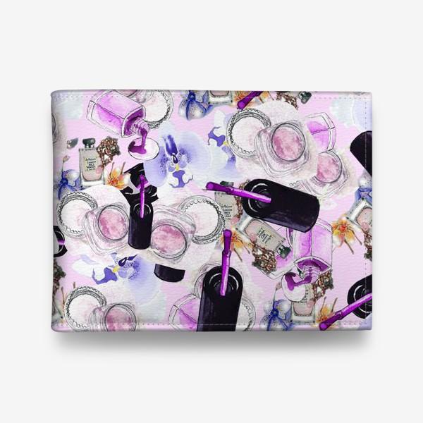 Кошелек «Fashion Nails Орхидея Лак Пудра»