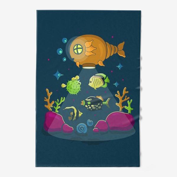 Полотенце «Подводный мир»