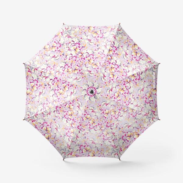 Зонт «Гортензия»