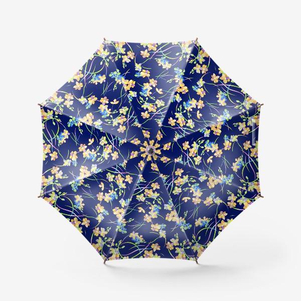 Зонт «Тропические орхидеи»