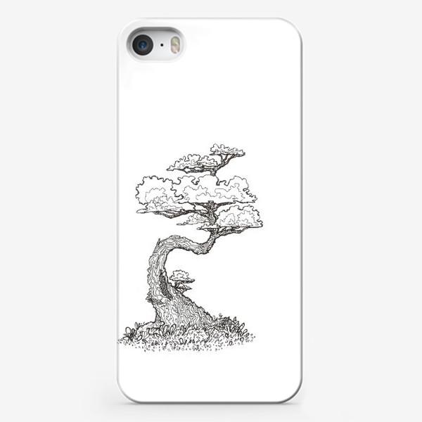 Чехол iPhone «волшебный лес»