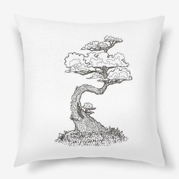 Подушка «волшебный лес»