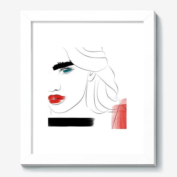 Картина «  Арт девушка»