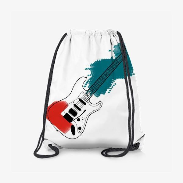 Рюкзак «Арт гитара»