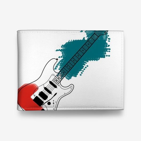 Кошелек «Арт гитара»