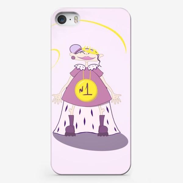 Чехол iPhone «КороДЕВА»