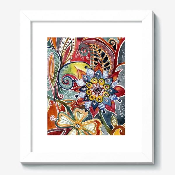 Картина «Орнамент»