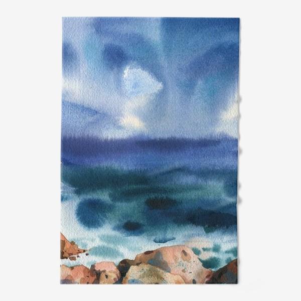 Полотенце «Только шум моря »
