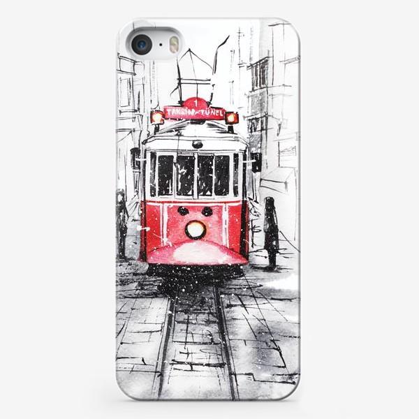 Чехол iPhone «Стамбульский трамвай»