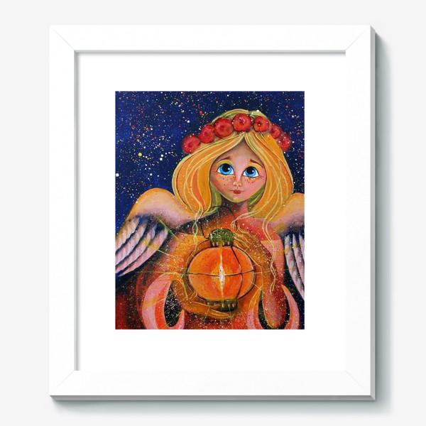 Картина «Ангел с фонариком»