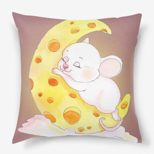 Подушка «Мышка»