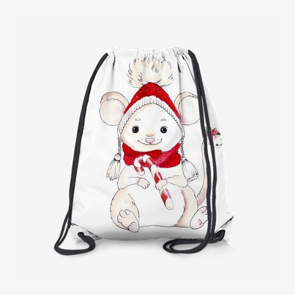 Рюкзак «Рождественская Мышка»