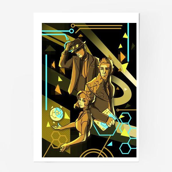 Постер «Основание Академии Селдона»
