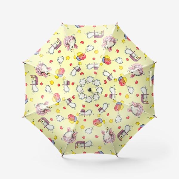 Зонт «Ежики»