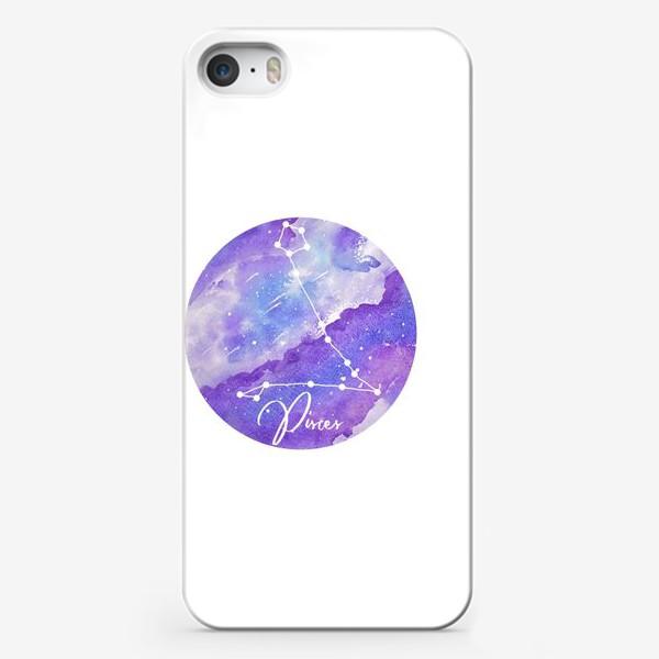 Чехол iPhone «Зодиак Рыбы»