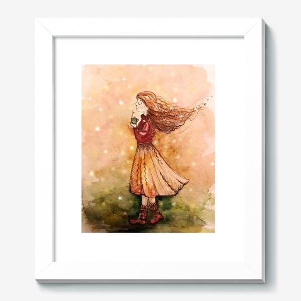 Картина «Осенний скетч»