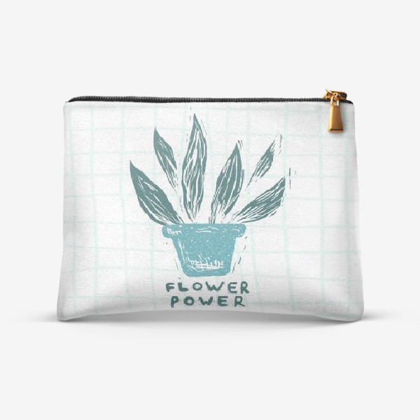 Косметичка «Flower Power»