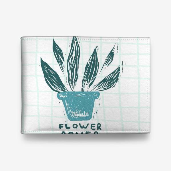 Кошелек «Flower Power»