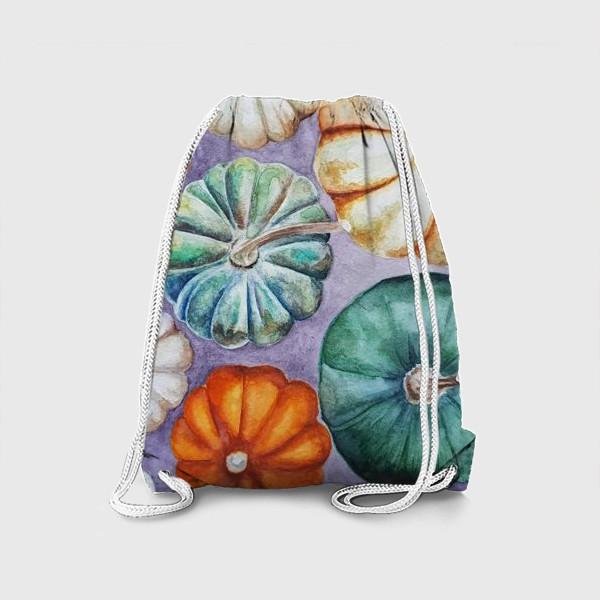 Рюкзак «Тыквы»