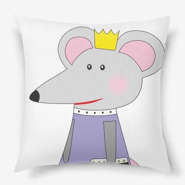 Подушка «Мама мышь»