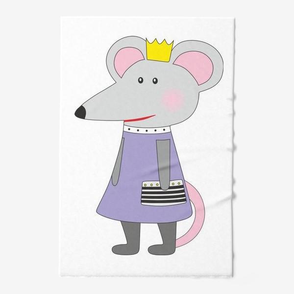 Полотенце «Мама мышь»